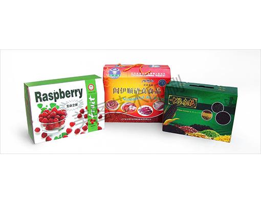 粮食包装盒印刷
