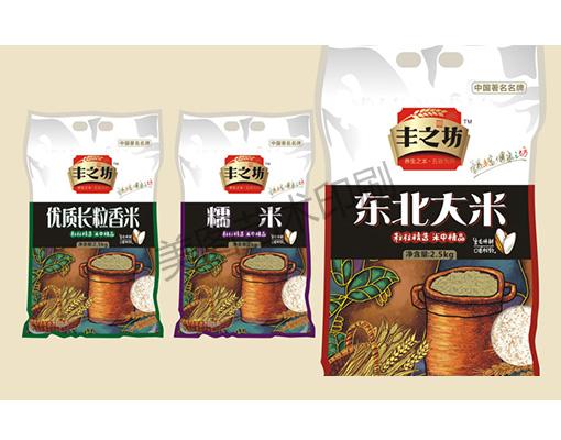 粮食袋包装设计