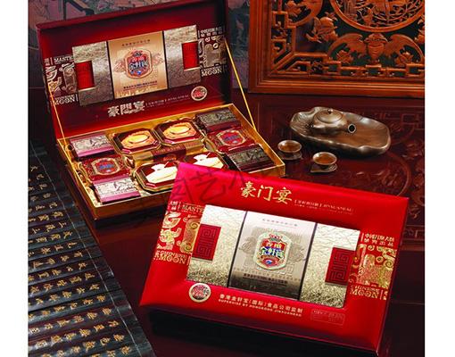 月饼礼盒彩色印刷